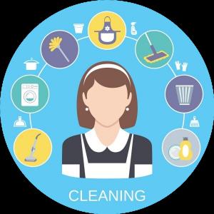 airbnb lakás takarítás